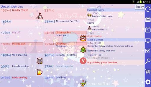 *完整自訂外觀的行事曆:Jorte (備忘記事本) (Android App) 4