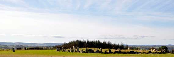 Beaghmore Stone Circle, Tyrone, Ireland