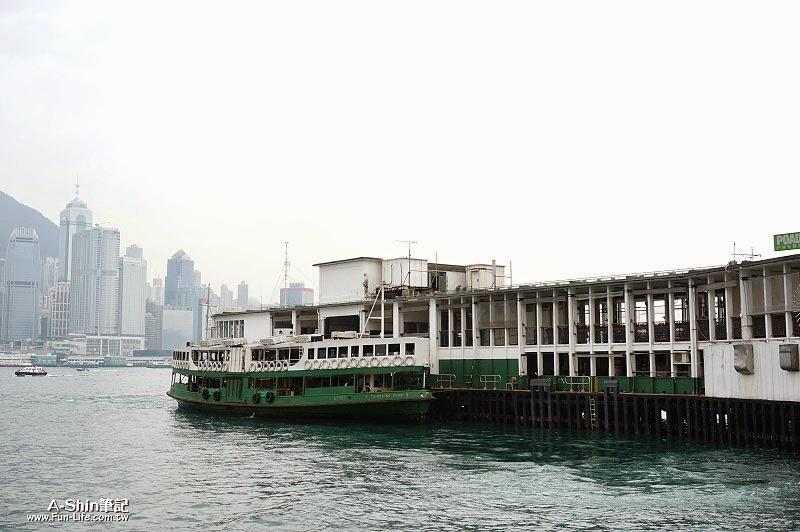 香港尖沙嘴天星碼頭-5