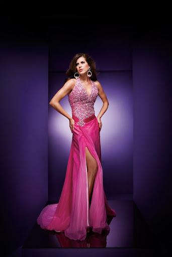 abendkleid altrosa  alt rosa kleid  rosa kleider
