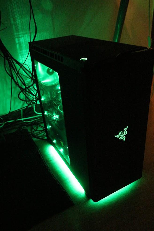 Razer Insider  Forum  Razer inspired midrange setup 2015