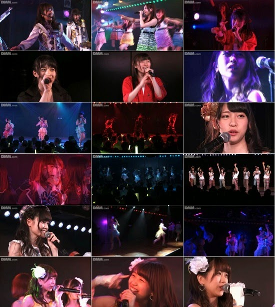 "(LIVE)(公演) AKB48 チーム4 ""アイドルの夜明け"" 篠崎彩奈の生誕祭 150107 & 140109 & 150122"