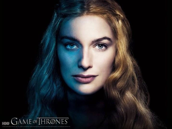 Cuarta temporada de juego de Tronos. Cersei Lanniester