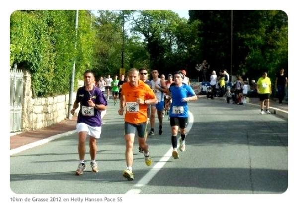 Le Pace SS au 10km de Grasse 2012