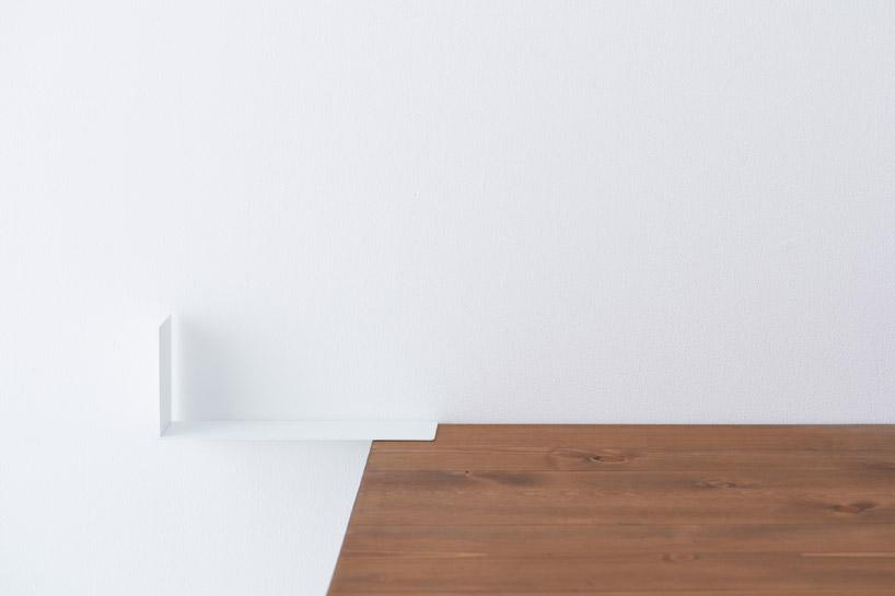 *YOY design studio 增加辦公桌收納設計:書本盆栽&浮空書擋! 6