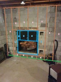 How To Insulate Around Basement Fireplace - Insulation ...