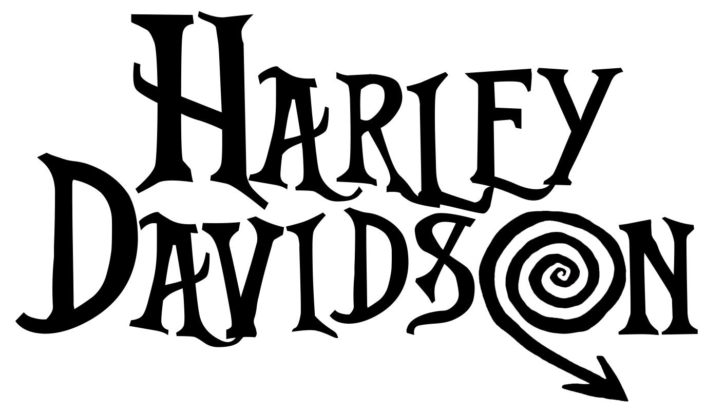 Autocollants Harley Davidson Pour Reservoir