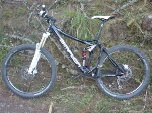 Mein Bike, ein Simplon Dozer