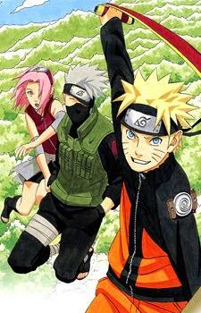 Naruto bubar
