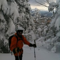Jay Peak Sidecountry