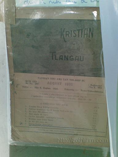 Kristian Tlangau Bu hlui