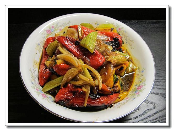 私房小菜: 【家常便飯】青椒炒雞胗 + 虎皮辣椒 - 由山菊花發表 - 文學城