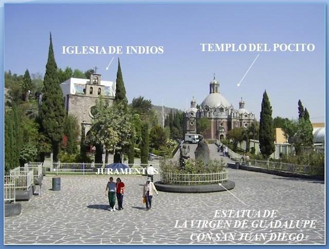 La Virgen De Guadalupe Y Juan Diego >> Historia de la Virgen de Guadalupe, su Basílica y recorrido por la villa. – Rincón Abstracto