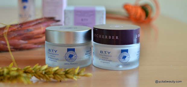 B.T.Y plumping vegetal cream Locherber