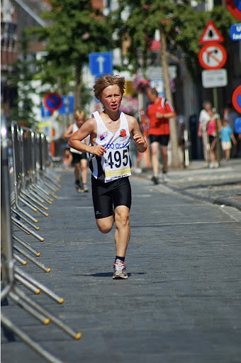 21 juli start to run