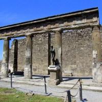 Когда проснулся Везувий, или  Помпеи живы