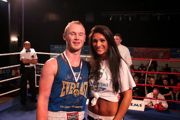 boksmeeting Harelbeke 22 maart 2014