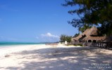 Hotel on Jambiani beach