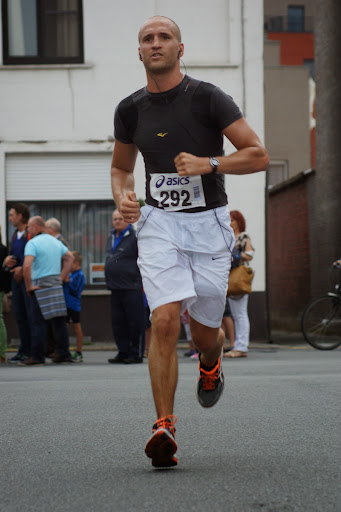 Kobe Vandekerkhove, 3e Krottegemse Corrida, stratenloop