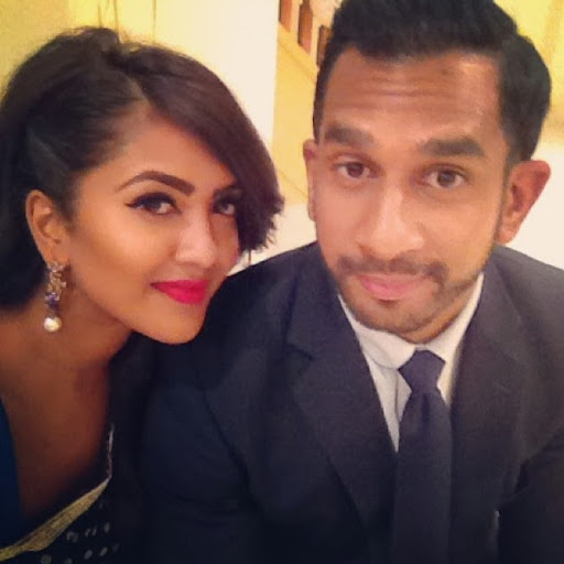 Vithya Hair And Makeup Husband James Beste Awesome