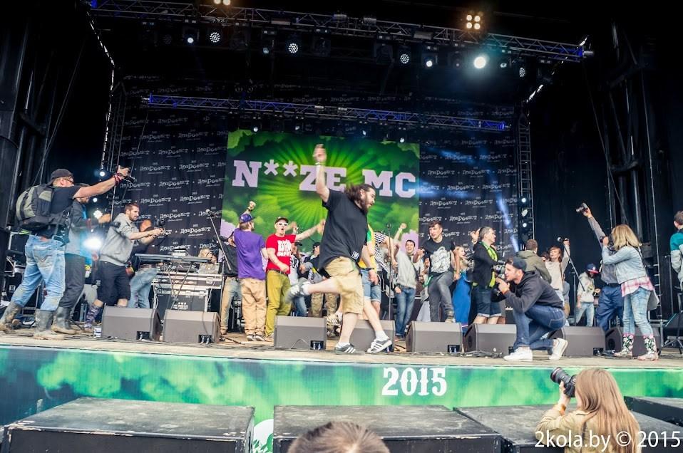 Noize MC на Доброфест-2015