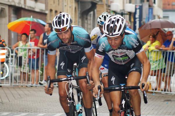 Guillaume Van Keirsbulck en Jens Wallys