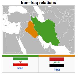 Iran - Iraq Relations