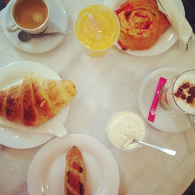 breakfast the paris way