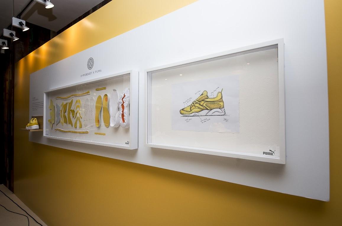 *燒賣、蝦餃「港式點心」鞋款:PUMA X HYPEBEAST共同合作推出! 3