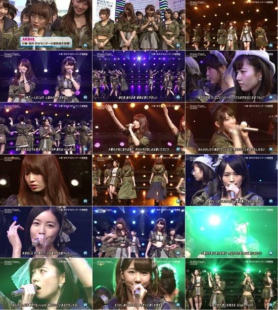 (TV-Music)(1080i) AKB48 Part – Music Station 150313