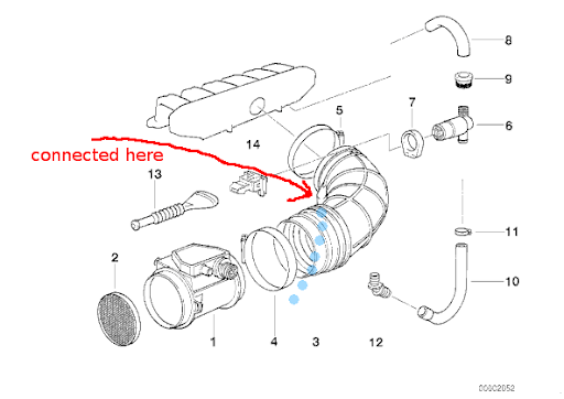 Bmw 330i Vacuum Diagram • Wiring Diagram For Free