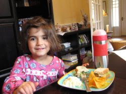 MESS loves the Kid Basix Safe Sporter Water Bottle with lunch!