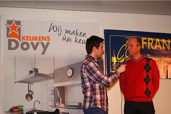 Peter De Cuyper van Dovy Keukens
