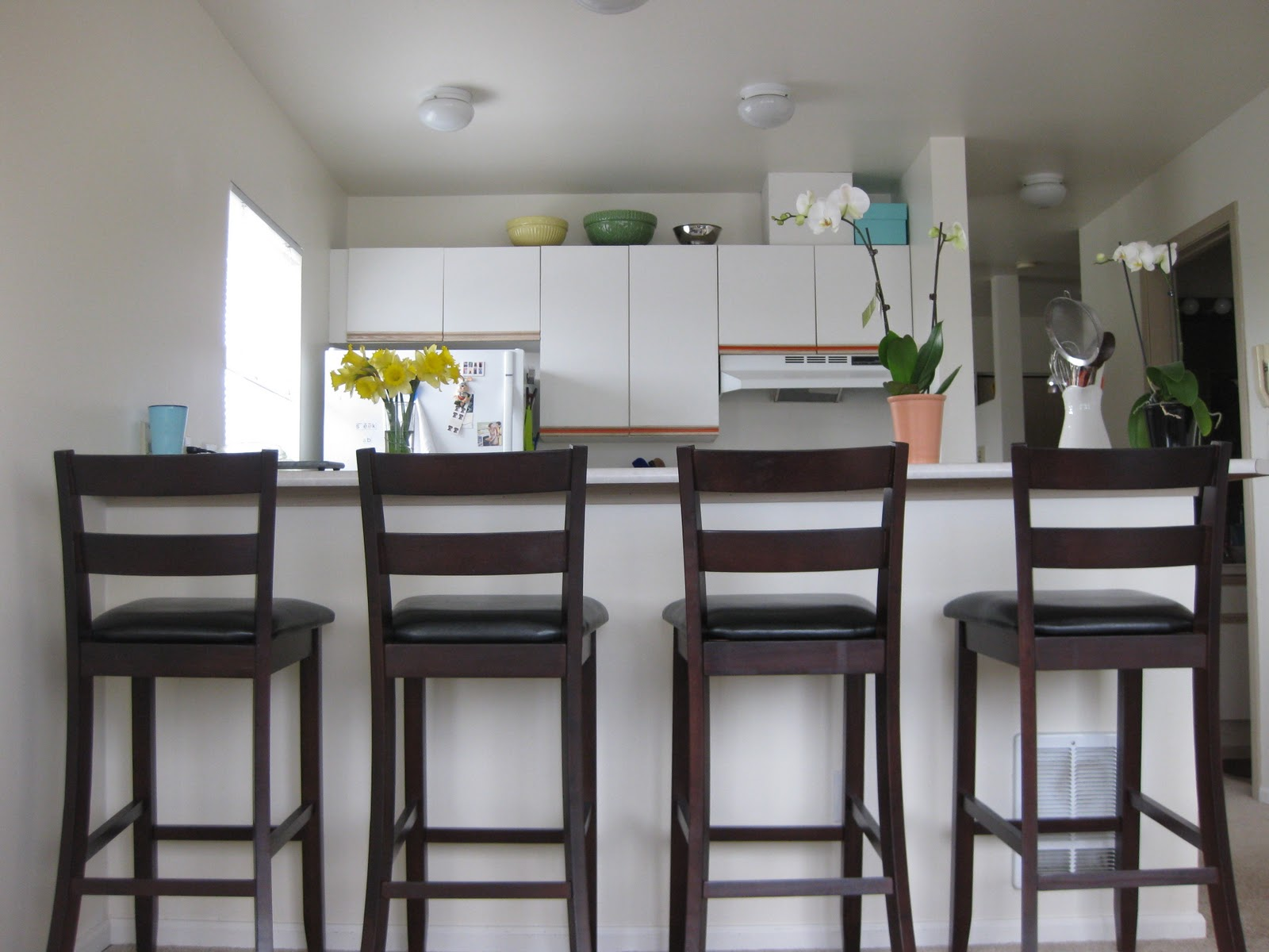 kitchen bar stools free standing sink unit sale sitting in the new snacking
