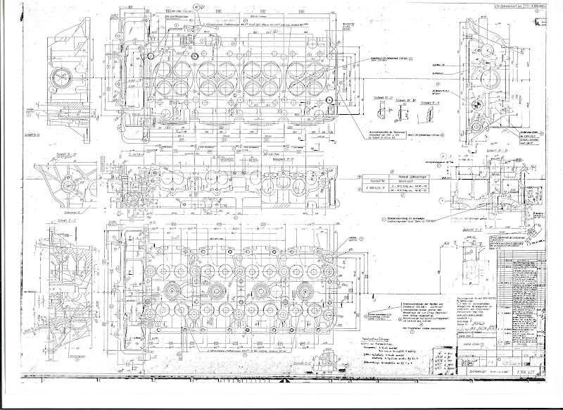 Complex engineering drawings for manufacturing? : engineering