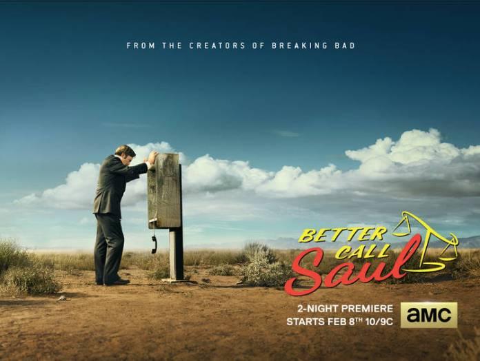 """""""Better Call Saul"""" se estrena el 8 de febrero de 2015"""