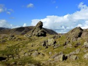 Helm Crag summit