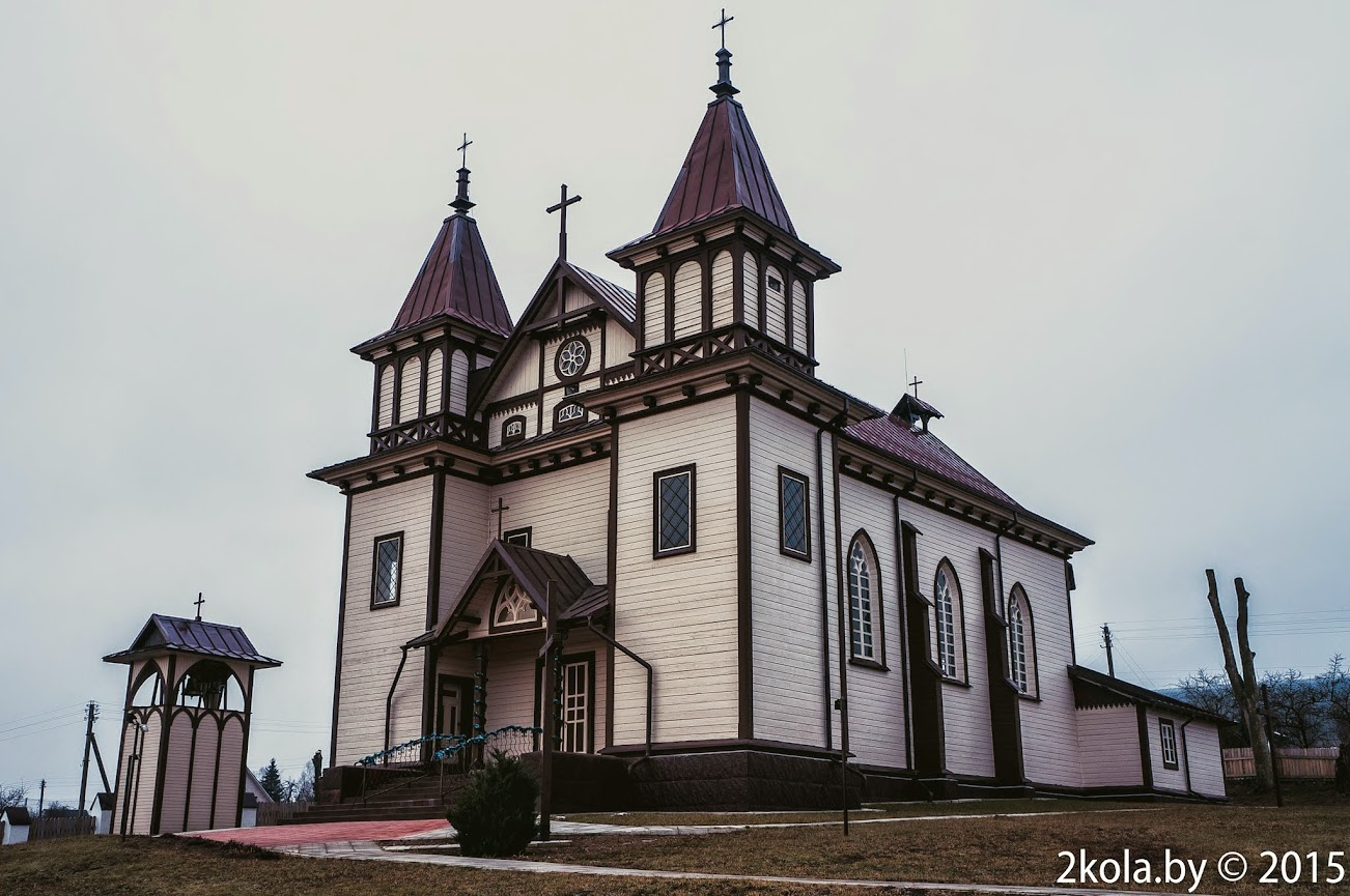 Касцёл Святога Юр'я ў Паланэчцы