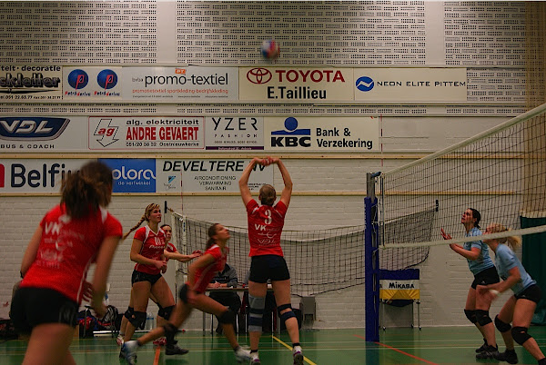 BEVO Roeselare volley