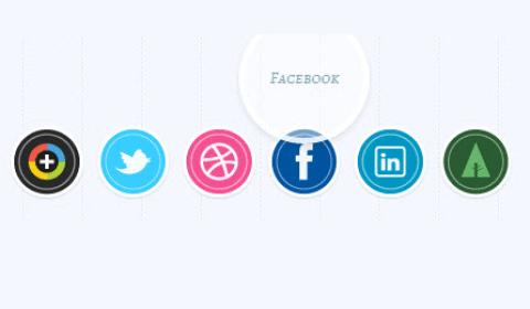 สร้างปุ่มลิ้งแชร์ facebook twitter google plus