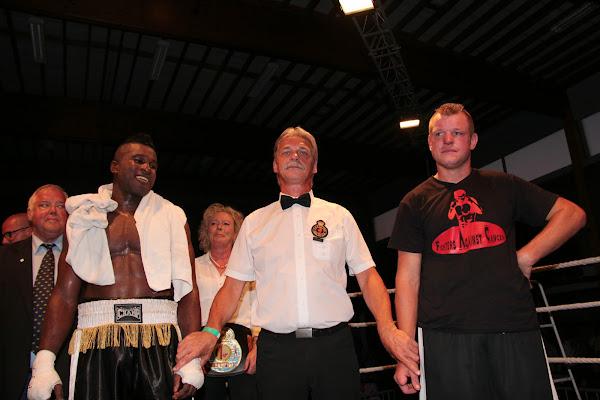 Yves Ngabu wint BK Cruiserweights