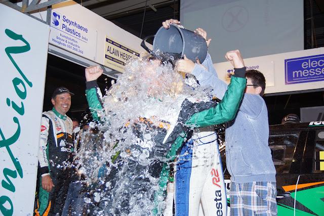 Freddy Loix ice bucket challenge