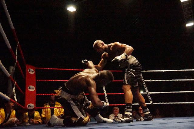 Yves Ngabu vs Sylvain Luce
