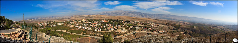 Фото: Панорама: Метула