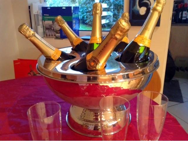 Champagne bucket!