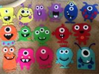 Inspired Teaching: Monster theme!!