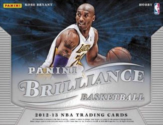 12/13 Panini Brilliance Basketball