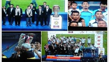 Terengganu juara Piala FA 2011