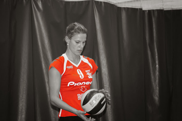 Catherine Pype, Bevo Roeselare volleybal