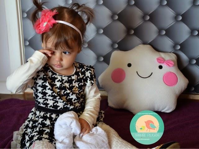 Moda infantil Brandili chanel style